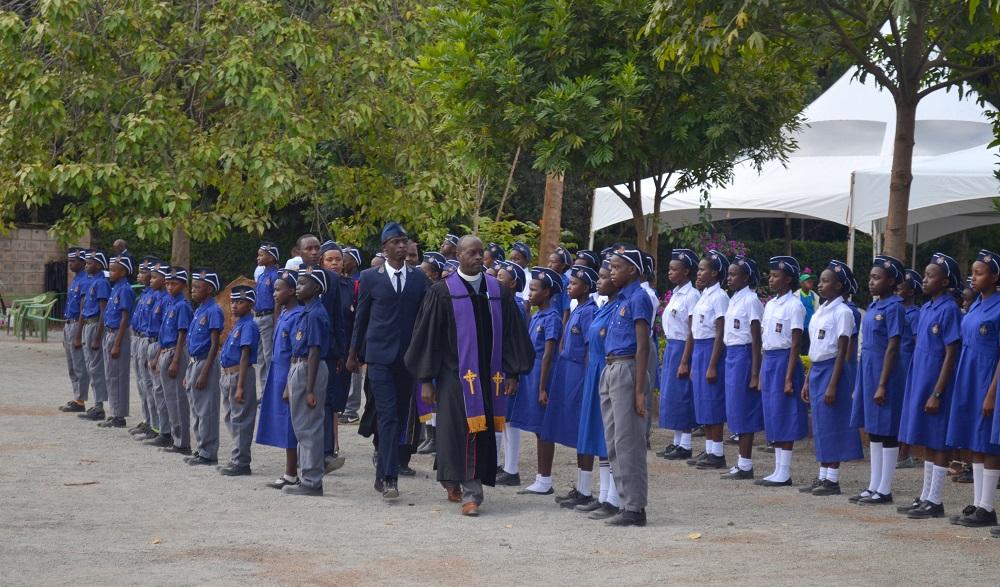 Brigade Uniform